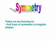 Line Of Symmetry Powerpoint Symmetry Power Point By Hjack Teaching Resources Tes