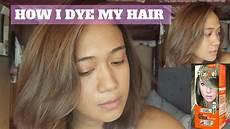 Hbc Hair Color Chart Philippines How I Dye My Hair Lolane Pixxel In Very Light Ash