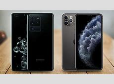 Galaxy S20 Ultra 5G vs. iPhone 11 Pro Max   SMARTPHONE
