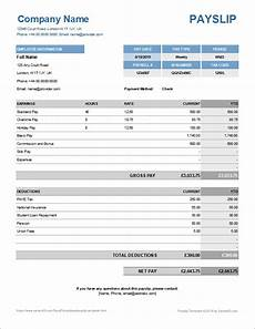 Basic Payslip Template Excel Download Payslip Template For Excel And Google Sheets