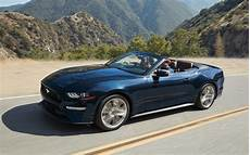 2019 ford convertible auto review the 2019 ford mustang ecoboost convertible is