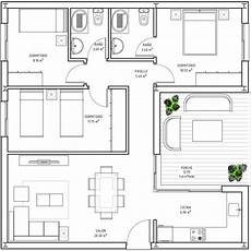 floor plans for 60 square meter homes dise 241 o casas