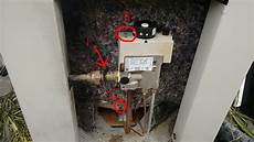 Rheem Water Heater Pilot Light Won T Light Fixed It Myself Rheem Water Heater Pilot Light Won T Stay Lit