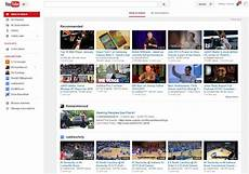 You Tube Web Page Know What S Better Than Youtube S Personalized Homepage