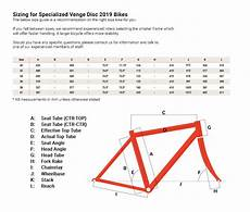 S Works Evade Size Chart Specialized Frame Size Chart 2018 Damnxgood Com