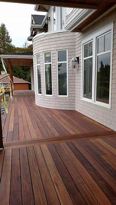Light Or Dark Deck Stain Mahogany Deck Stain Decks Ideas