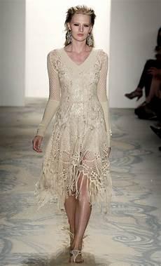 wallpaper world crochet and macrame fashion trend 2011