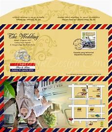 contoh surat undangan pernikahan pakai foto 28 images