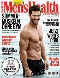 Men S Health Chart Men S Health Deutschland Magazine Digital Discountmags Com