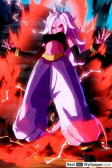 Fighterz Iphone Wallpaper by Fighterz Android 21 Hd Wallpaper