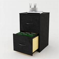 ameriwood 2 drawer cabinet file office wood storage home