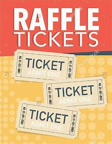 Raffle Ticket Signs 15 Raffle Tickets Psd Ai Eps Free Amp Premium Templates