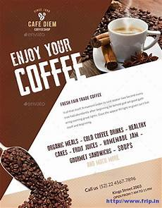 Cafe Flyer Template 50 Best Coffee Shop Flyer Print Templates 2019 Frip In