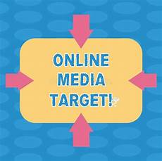 Another Word For Target Audience Word Writing Text Online Media Target Business Concept