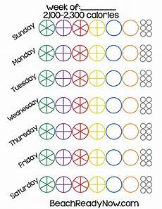 21 Day Fix Chart 21 Day Fix Printable Tally Sheets 21 Day Fix Chart 21