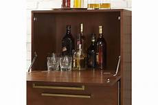 everett spirit cabinet in mahogany by crosley at gardner white
