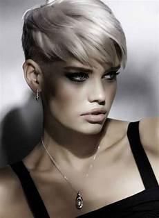 kurzhaarfrisuren frauen schneiden undercut frauen frisuren so stylen sie den undercut