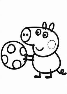Peppa Wutz Kostenlose Ausmalbilder N De 20 Ausmalbilder Peppa Pig