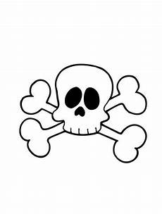 ausmalbilder totenkopf malvorlagentv