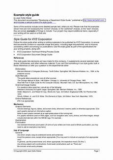 Technical Writing Example Free 13 Technical Writing Samples And Templates In Pdf