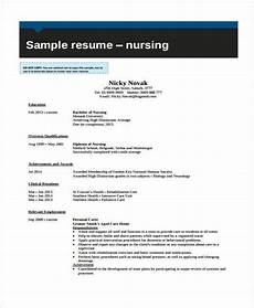 Layout For A Cv 11 Student Curriculum Vitae Templates Pdf Doc Free