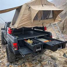 for chevy colorado 2015 2020 decked mg4 midsize truck bed