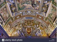 fresco vatican city ceiling fresco in the of maps vatican museum