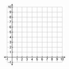 Graph Paper With Numbers Graph Paper For High School Math