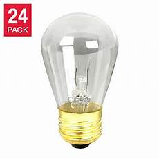 Costco Outdoor Lights Replacement Bulbs Feit String Light Amp Sign Replacement S14 Bulbs