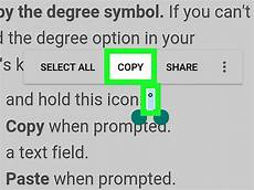 How Do Degrees Work 4 Ways To Make A Degree Symbol Wikihow
