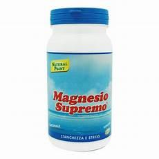 magnesio supremo ingredienti magnesio supremo 150g acquista su farmacia guasti