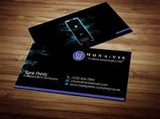 Pdf Business Card Monavie Business Card Design 3
