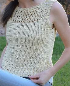 knit summer easy top knitting patterns in the loop knitting
