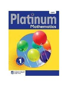 9780636127845 Platinum Mathematics Grade 1 Learner S Book
