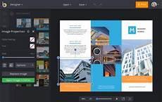 Electronic Brochure Software Brochure Maker Befunky Free Online Templates Electronic Di