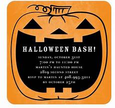 Halloween Invites Spooktacular Halloween Pumpkin Invitations