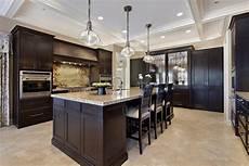 Dark Cabinet Kitchen Design Ideas Fresh Coat Of Paint Light Vs Dark Kitchens