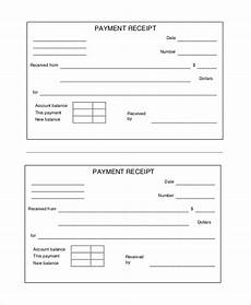 payment receipt template free free printable receipt 10 exles in word pdf