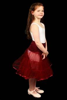 petty coats children childrens tiered net petticoat