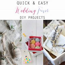 and easy wedding favor diy projects the cottage market