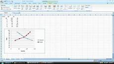 Excel Line Chart Two Y Axis How To Change The X And Y Axis In Excel 2007 When Creating