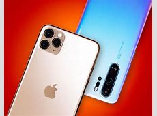 Apple iPhone 11 Pro vs. Huawei P30 Pro: Camera comparison