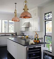 Copper Pendant Light Kitchen Industrial Copper Pendants Contemporary Kitchen Ty