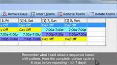 4 On 4 Off Shift Calendar App Work Schedules Improved 4 On 4 Off 12 Hour Shift Patterns