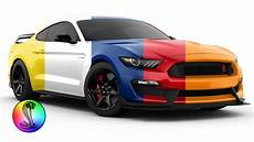 2019 ford mustang colors 2018 ford mustang gt350 gt350r shelby colors