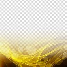 fondo elegante abstract glowing wave transparent background