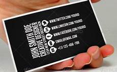 Social Media Business Card How To Build Your Business Using Social Media We Rock