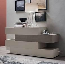 cassettiera per da letto como cassettiera moderna af seta 140 cm moduli sfalsati