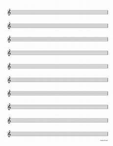 Manuscript Paper Manuscript Paper Music Lut