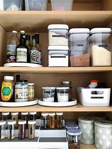 efficient pantry and food storage organization for small